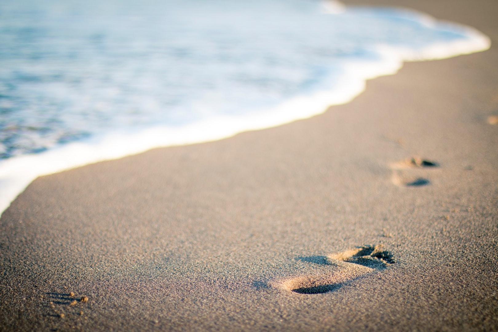 Beach salt water sand 17727
